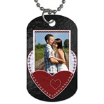 Sweet Heart Dog Tag - Dog Tag (Two Sides)