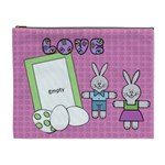Some rabbit love you - Cosmetic Bag (XL)