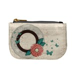 Mini Coin Purse- Floral