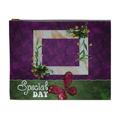 Special Day   Cosmetic Bag (xl)   By Carmensita   Cosmetic Bag (xl)   Qrx7y1go4sl3   Www Artscow Com Front