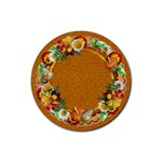 Fall Coaster 3 - Rubber Coaster (Round)