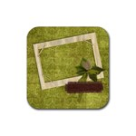Coaster-nature - Rubber Coaster (Square)
