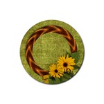 Coaster-Garden party - Rubber Coaster (Round)