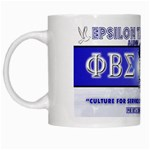 BANNER_for_chapter_alumni CARL D GREENE White Mug