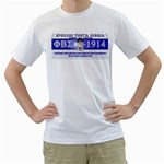BANNER_for_chapter_alumni CARL D GREENE White T-Shirt