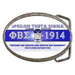 BANNER_for_chapter_alumni CARL D GREENE Belt Buckle