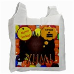 halloweeen candy bag - Recycle Bag (Two Side)
