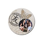 Friends Coaster - Rubber Coaster (Round)