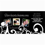 engagement announcement cards - 4  x 8  Photo Cards