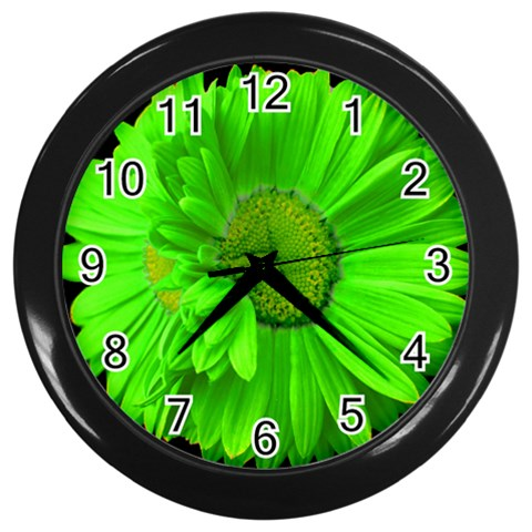 By Mary   Wall Clock (black)   9rwn9gqefguf   Www Artscow Com Front