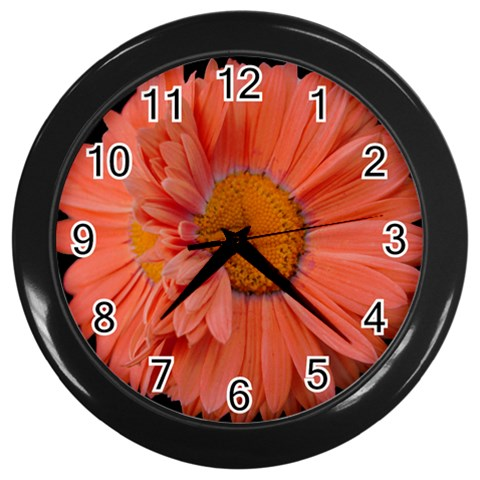 By Mary   Wall Clock (black)   Dc1nf2o9z1wr   Www Artscow Com Front