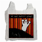 halloween bag design8 - Recycle Bag (One Side)