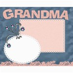grandma canvas template - Canvas 16  x 20