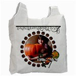 Halloween - Custom Recycle Bag  - Recycle Bag (One Side)