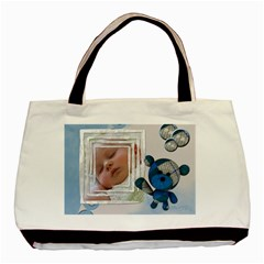 Baby Boy   Tote Bag By Carmensita   Basic Tote Bag (two Sides)   S5o7pk8ib2ja   Www Artscow Com Front