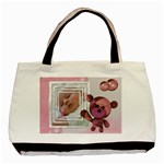 Baby girl - Tote bag - Basic Tote Bag (Two Sides)