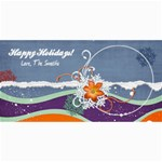 4x8 Holiday Card - 4  x 8  Photo Cards