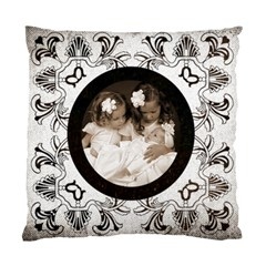 Art Nouveau Oreo Cookie Cushion By Catvinnat   Standard Cushion Case (two Sides)   Ctajajqllc63   Www Artscow Com Front