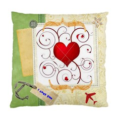 pillow Cushion Case (One Side) by AristaShop