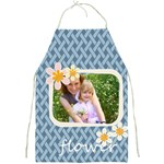 flower idea - Full Print Apron