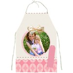 pink idea - Full Print Apron