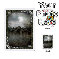 White Bordered Domain Cards (6 Sets   Single Sided) By Colorcrayons   Multi Purpose Cards (rectangle)   7okt6u1mwpek   Www Artscow Com Back 2