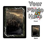 Black Bordered Domain Cards (3 sets - double sided) - Multi-purpose Cards (Rectangle)
