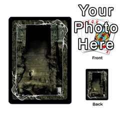 Black Bordered Domain Cards (6 Sets   Single Sided) By Colorcrayons   Multi Purpose Cards (rectangle)   Qvq603vc8tft   Www Artscow Com Back 1
