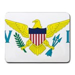 Flag_Virgin Islands, Us Small Mousepad