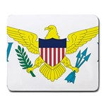 Flag_Virgin Islands, Us Large Mousepad