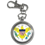 Flag_Virgin Islands, Us Key Chain Watch