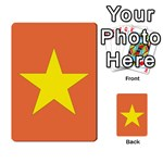 Flag_Vietnam Multi-purpose Cards (Rectangle)