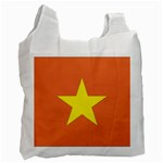 Flag_Vietnam Recycle Bag (One Side)