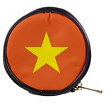 Flag_Vietnam Mini Makeup Bag