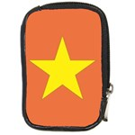 Flag_Vietnam Compact Camera Leather Case
