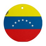 Flag_Venezuela2 Ornament (Round)