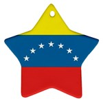 Flag_Venezuela2 Ornament (Star)