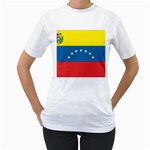Flag_Venezuela2 Women s T-Shirt