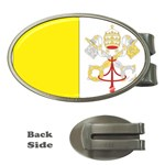 Flag_Vatican Money Clip (Oval)