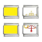 Flag_Vatican 9mm Italian Charm (4 pack)