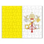 Flag_Vatican Jigsaw Puzzle (Rectangular)