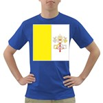 Flag_Vatican Dark T-Shirt