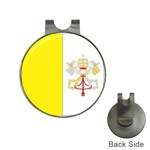 Flag_Vatican Golf Ball Marker Hat Clip