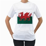 Flag_Wales Women s T-Shirt