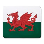 Flag_Wales Large Mousepad