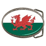 Flag_Wales Belt Buckle