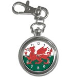 Flag_Wales Key Chain Watch
