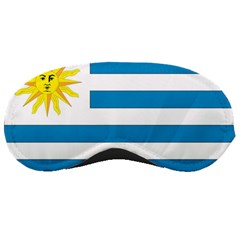 Flag_Uruguay Sleeping Mask from ArtsNow.com Front