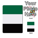 Flag_United Arab Emirates Multi-purpose Cards (Rectangle)