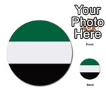 Flag_United Arab Emirates Multi-purpose Cards (Round)